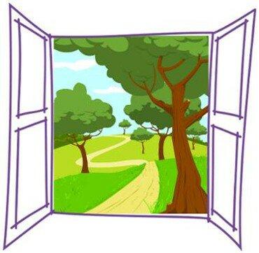 Caminos y ventanas